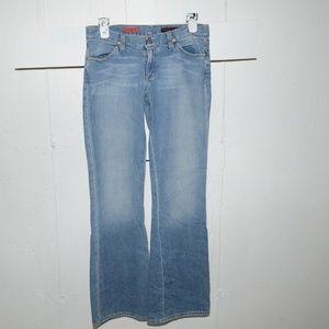 AG Adriano Goldschmied womens jeans sz 28 x 33.5